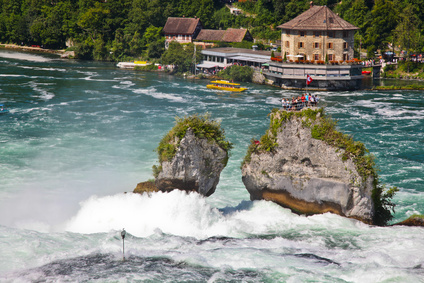 Explore the Beauty of Rhine Falls