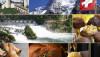 Switzerland Schaffhausen Rhine Fall