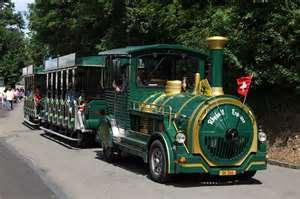 Rhine Falls, Rhyfall Express Train