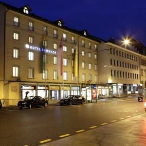 Best Western plus Hotel Bahnhof Rheinfall