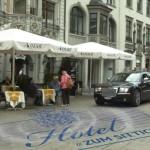 Hotel zum Sittich, Schaffhausen